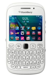 Win Blackberry Curve9 320 with Haba Naija