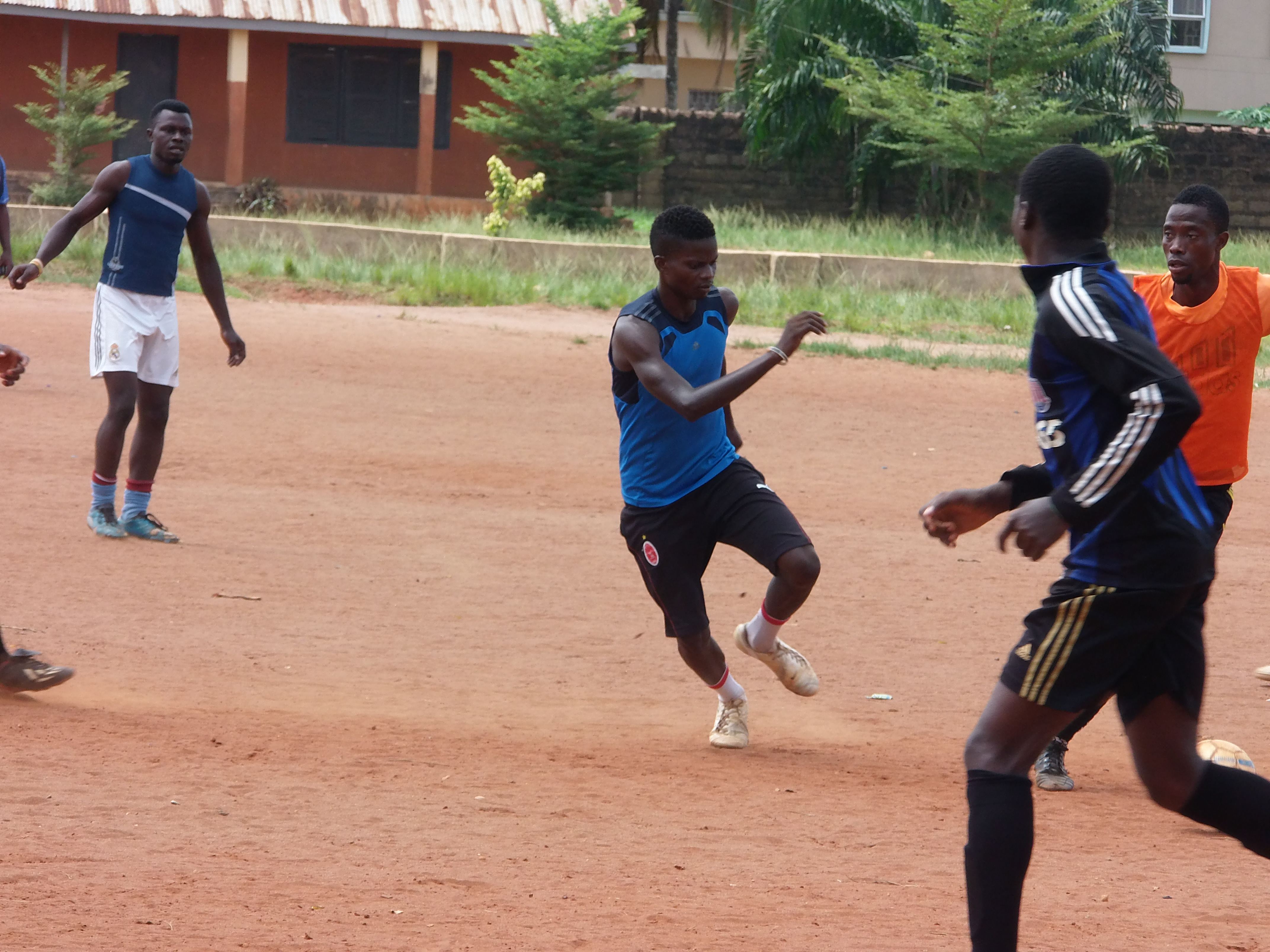From Benin to Tripoli For the Green Grass: A Footballer's story…
