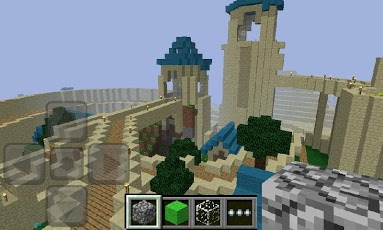 Minecraft Pocket Edition Game Review