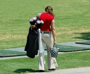 Golf Workouts for Women Golfers