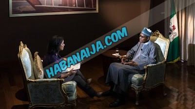 Muhammadu Buhari: I haven't failed' against Boko Haram