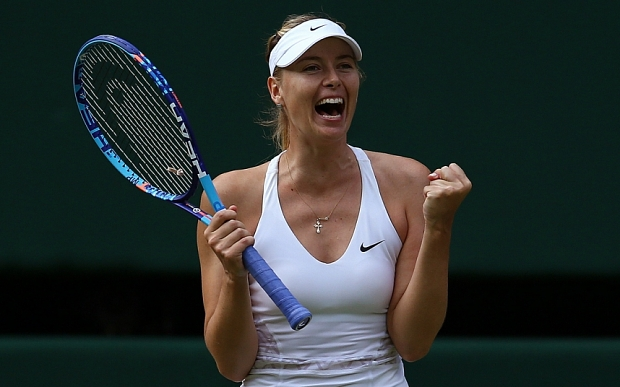 Maria Sharapova announces she failed a drugs test at Australian Open
