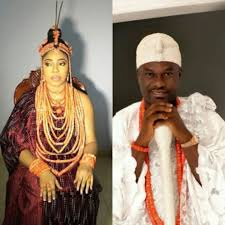 Meet the new Olori: Traditional Wedding Of The Ooni of Ife (PHOTOS)