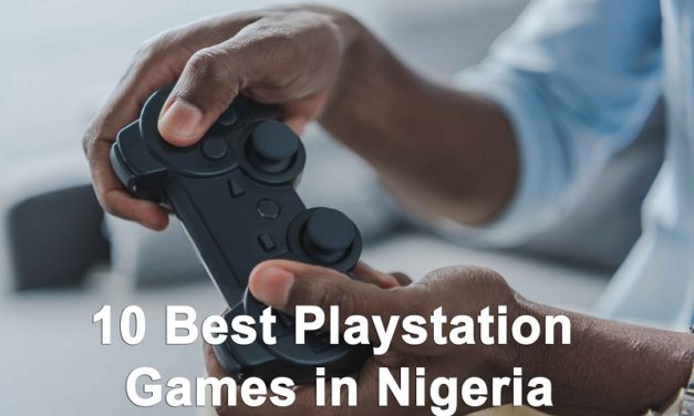 10 of The Best Must Play Playstation Games in Nigeria