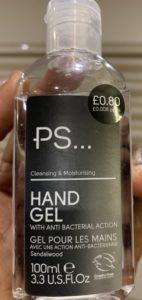 Anti Bacteria hand gel