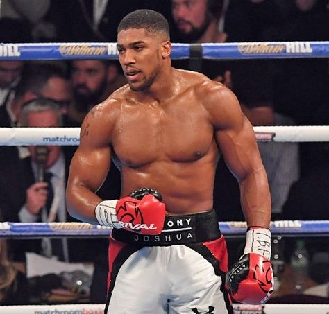 Anthony Joshua Set For Another Challenge At Tottenham