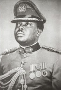 General Murtala Muhammed