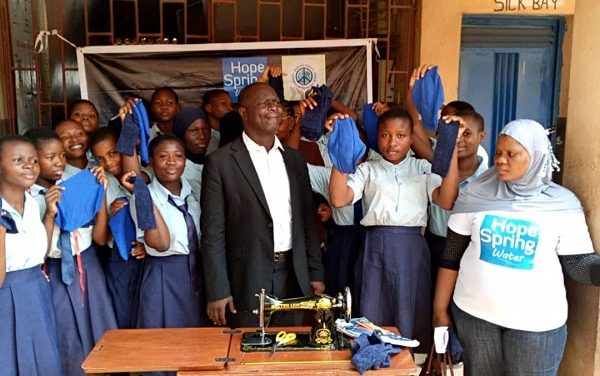 Reusable menstrual pad a solution to school abseenteeism