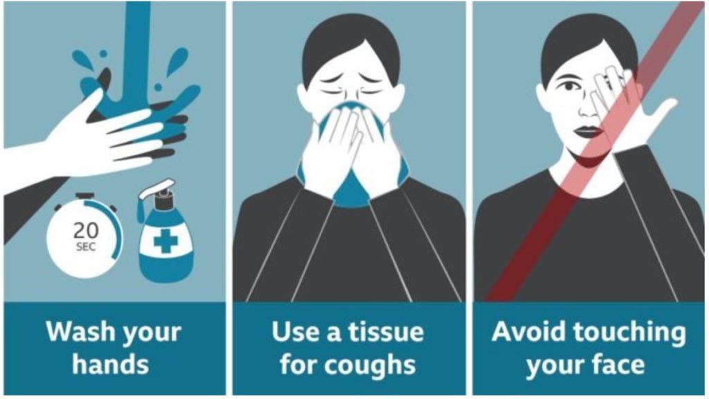 Coronavirus - How to stay safe