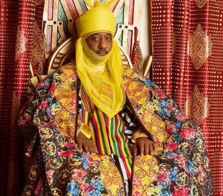 10 Dethroned Kings in Nigerian History including Sanusi II