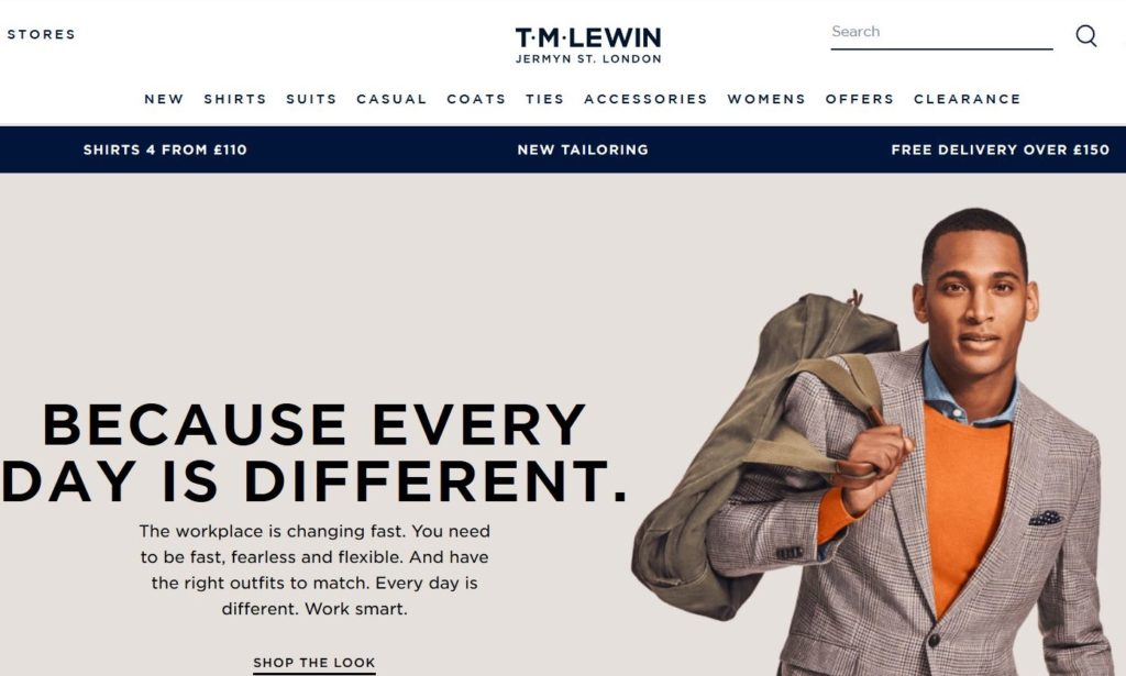 T.M. Lewin