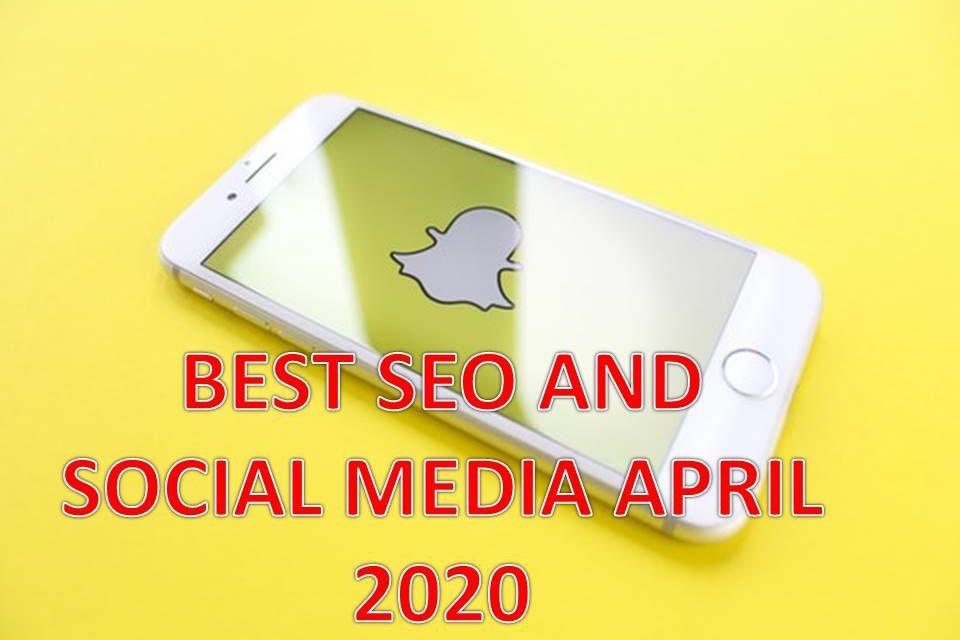 Best of SEO & Social Media in Nigeria March 2020