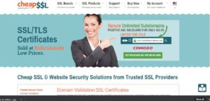 cheapSSL security