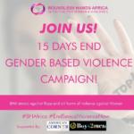 Men should also campaign against rape