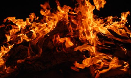Fire Outbreak : Mother burnt to death with her four kids