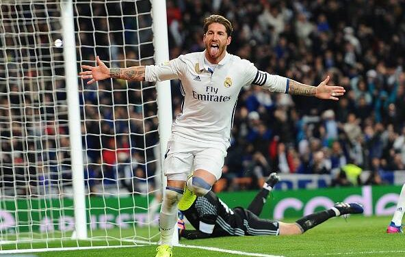 Ramos scores Penalty as Real Madrid wins Getafe